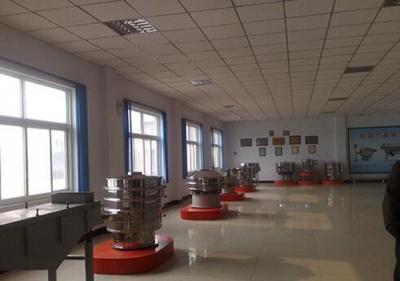 金之盾工厂展厅